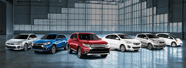 New Mitsubishi Vehicles in Radcliff at Swope Mitsubishi