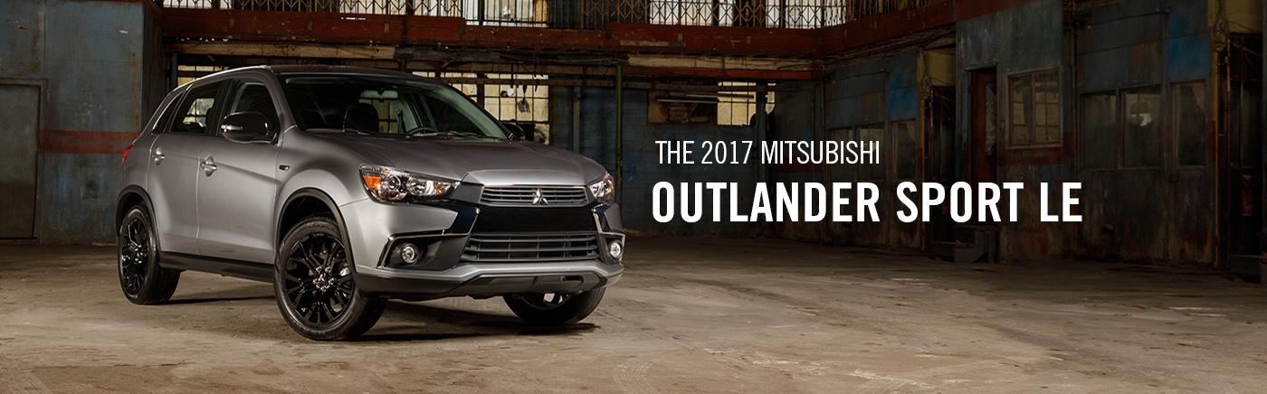 2017 Outlander Sport LE