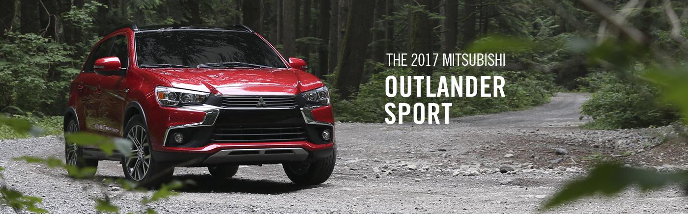 2017 Outlander Sport
